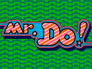 Mr. Do logo