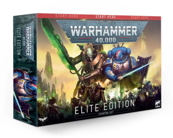 Warhammer 40,000 Elite Edition Starter Set