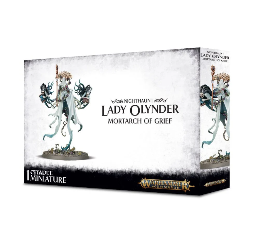 Nighthaunt Lady Olynder box
