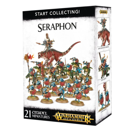 Start Collecting Seraphon Box