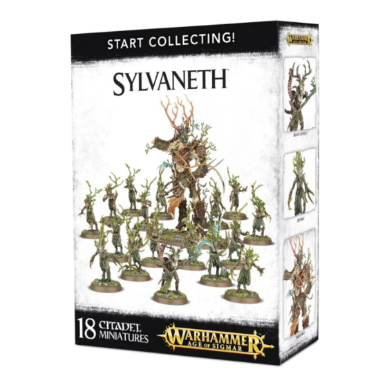 Start Collecting Sylvaneth Box