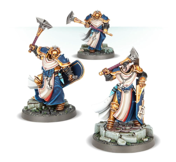 Stormcast Eternals Sequitors Easy to Build