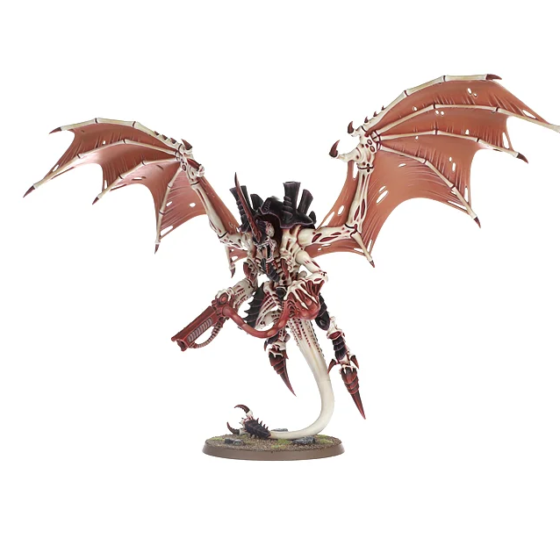 Tyranid Hive Tyrant with wings
