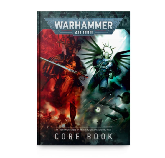 Warhammer 40k Core Rulebook